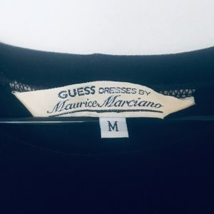 Maurice Marciano Black Guess Dress !!!